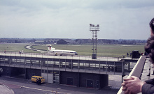 Ringway, Ringway (now Manchester) Airport, Lancashire © John Rostron